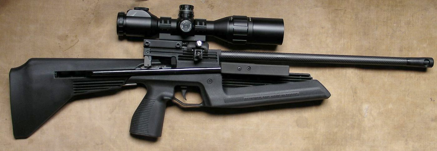 IZH/Baikal MP-61 rifle modifications for a young shooter