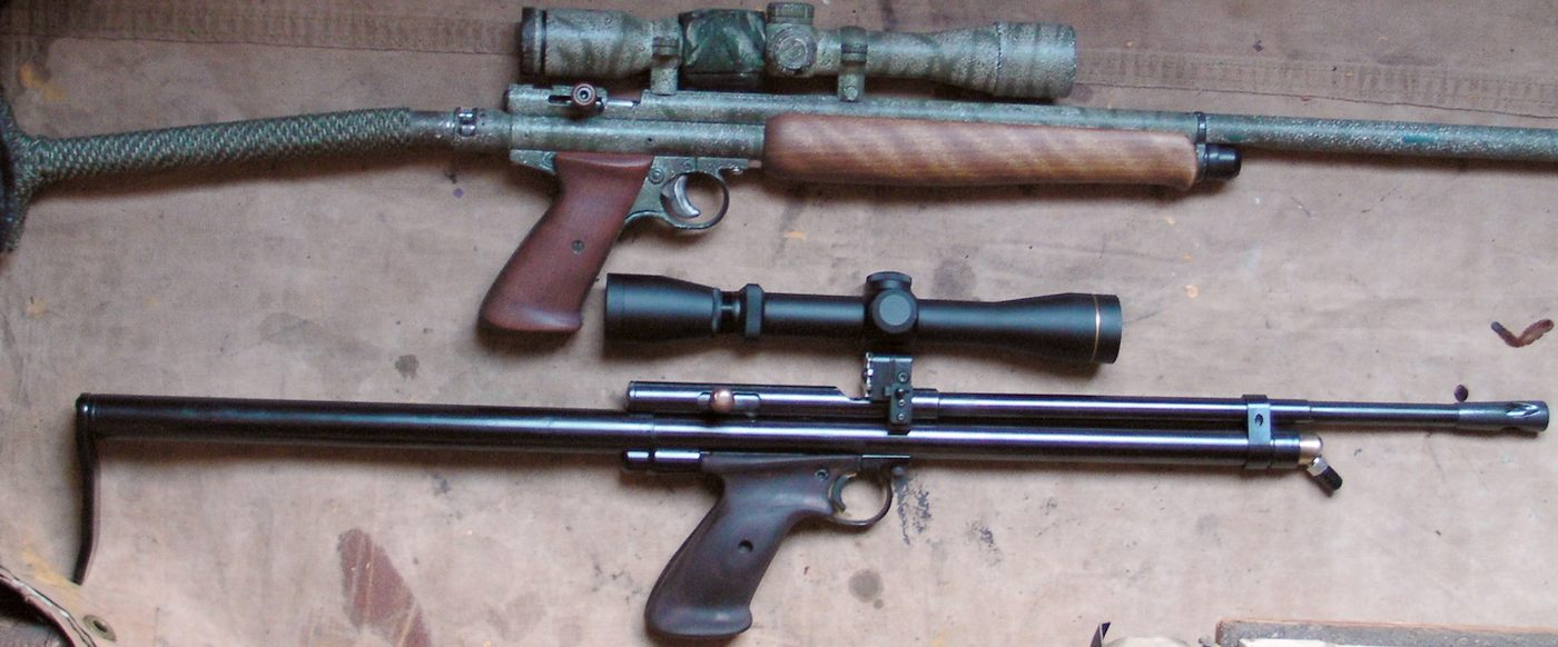 my new QB78  22 HPA conversion - Airguns & Guns Forum