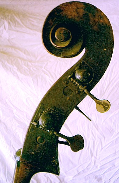 scroll before repairs